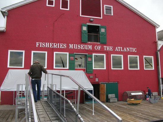 Fisheries Museum of the Atlantic: Museum
