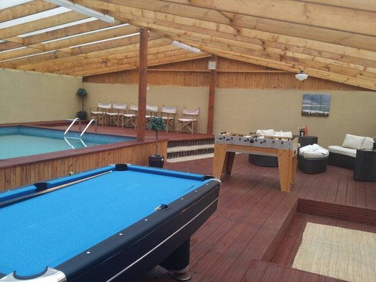 Swimming Pool Area Picture Of Springburn Lodge Inverness Tripadvisor