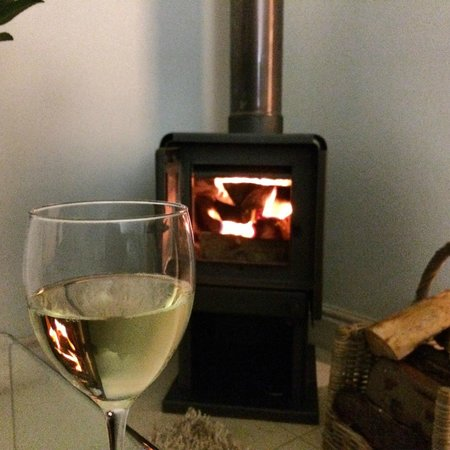 Fransvliet Guest House : Fire and Wine