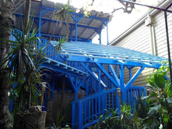 Kauai Beach House : The Blue House