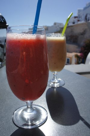 1800-Floga Restaurant: Tasty juices