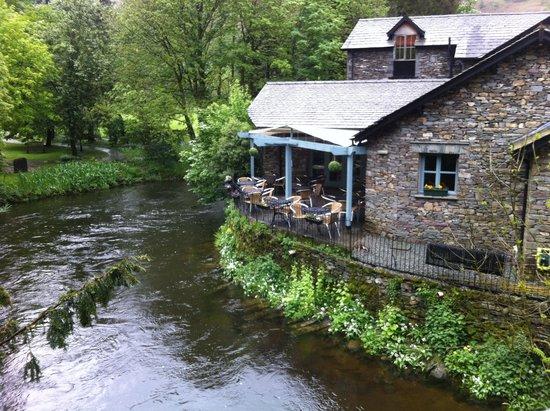 The Inn at Grasmere : Beautiful Grasmere Village