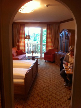 Vital-Hotel Meiser: Our room