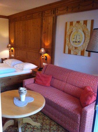 Vital-Hotel Meiser: Seating area