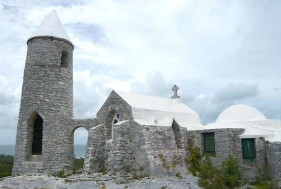 The Hermitage : Chapel and Tower