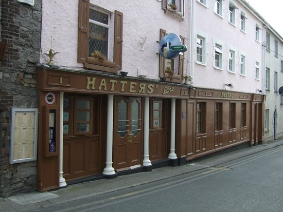 Hatters Bistro : Hatters Lane