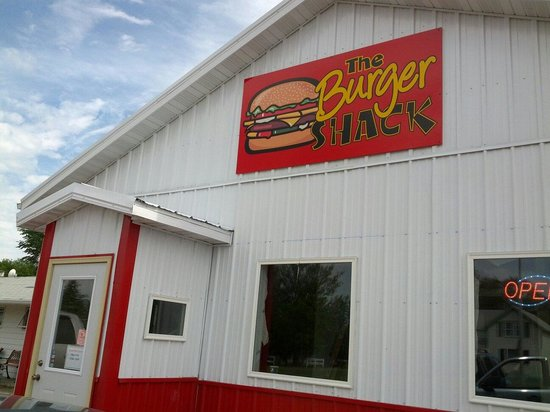 ‪‪Faulkton‬, ‪South Dakota‬: Burger Shack,  Faulkton ,  SD‬