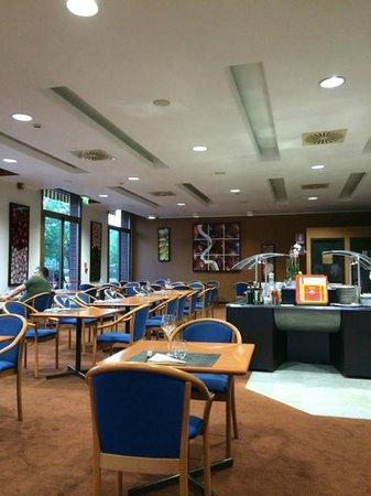 Novotel Torino : Hotel's restaurant