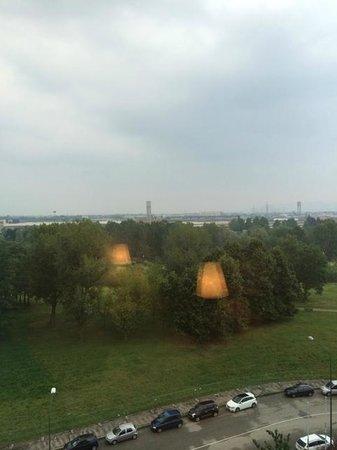 Novotel Torino : Room view