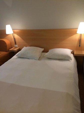 Novotel Torino : Very uncomfortable bed