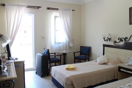 Hotel Cactus Fleur: Chambre double