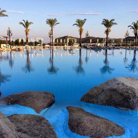 Pullman Timi Ama Sardegna : Main pool