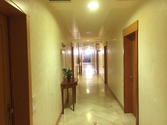 Pullman Timi Ama Sardegna : Hotel's hall