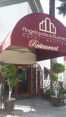 Hotel Boutique Angelopolis & Business