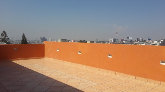 Terraza Para Eventos Picture Of Hotel Boutique Angelopolis