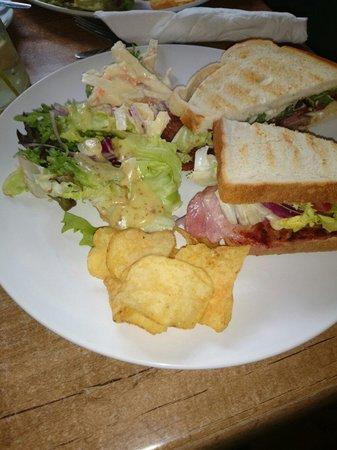 Town Cafe : Best blt in athenry
