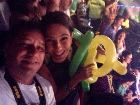 Coco Bongo Cancún: Uma noite para nunca mais esquecer!!!