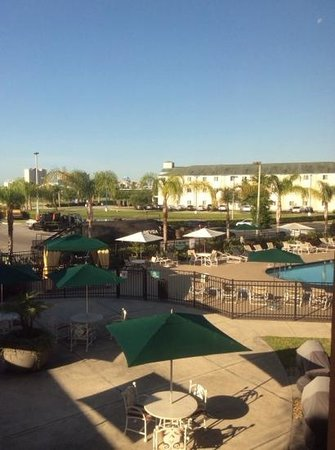 Homewood Suites Orlando-Nearest to Universal Studios : view from room
