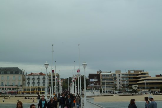 jetée - Picture of Thiers Jetty, Arcachon