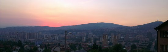 Pansion Harmony: Sunset over Sarajevo