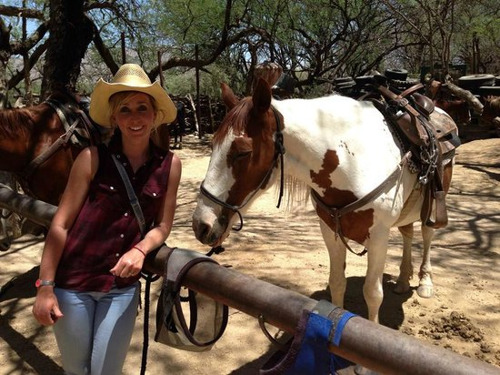 Houston's Horseback Riding: me and my horse