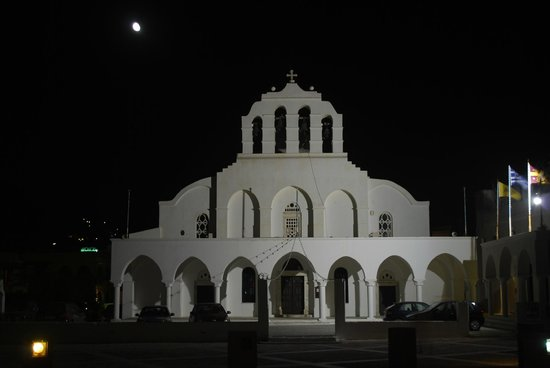 Greek Orthodox Cathedral: la chiesa