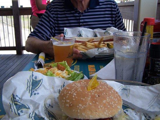 LandShark Bar & Grill Atlantic City: Generous portion!