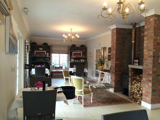 Fransvliet Guest House: Breakfast Room