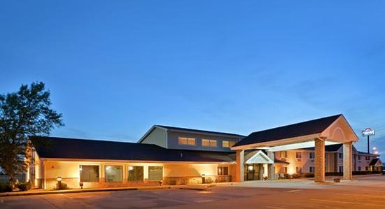 AmericInn Lodge & Suites Stuart : Americinn Stuart