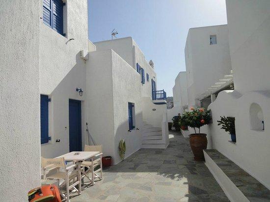 Filoxenia Apartments: appartamenti vari