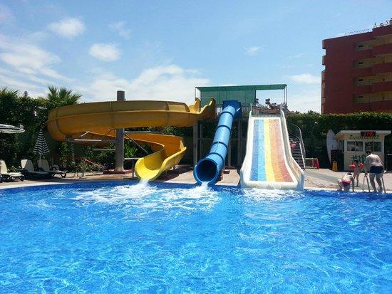Gardenia Beach Hotel: slides
