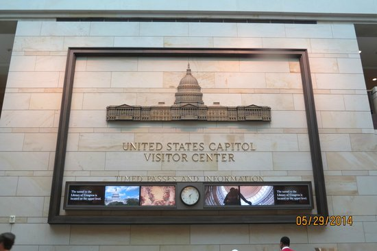 U.S. Capitol: Visitor Center