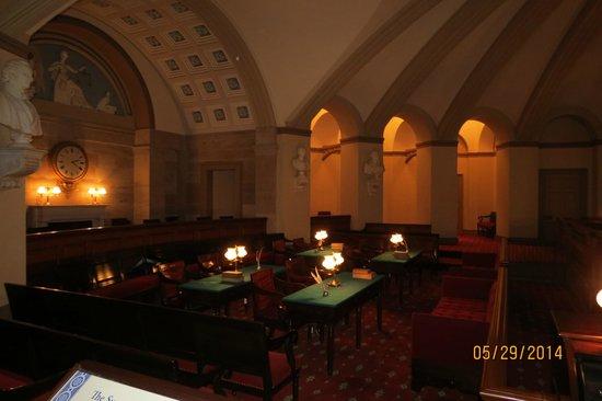 U.S. Capitol : Old Supreme Court Chambers