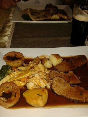 Antique : Sunday roast dinner......