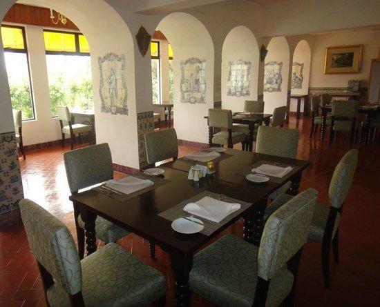 Pousada de Mong-Ha: Dining room