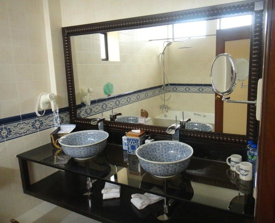 Pousada de Mong-Ha : Bathroom