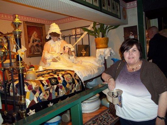 Bygones: sister in law
