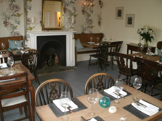 The Red Lion: The Upper Room