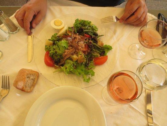 Le Lutrin: La salade