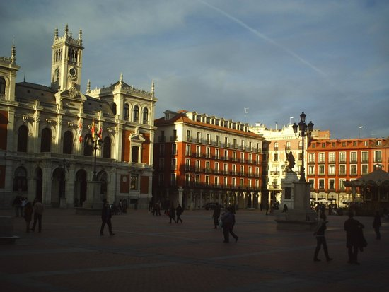 Plaza Mayor de Valladolid: Plaza Mayor