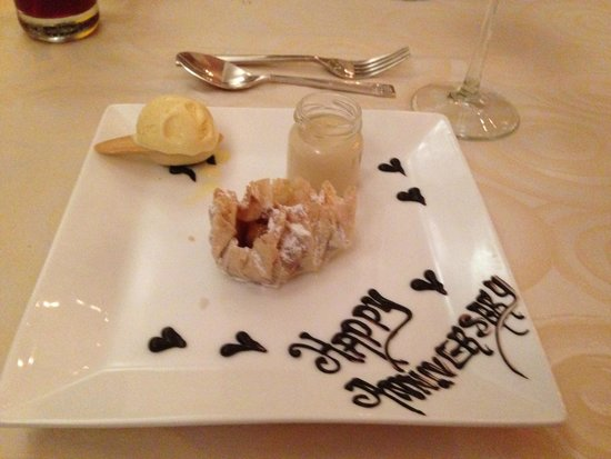 The Royal Playa del Carmen: Dessert
