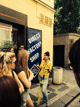 Discover Prague Tours: Diana