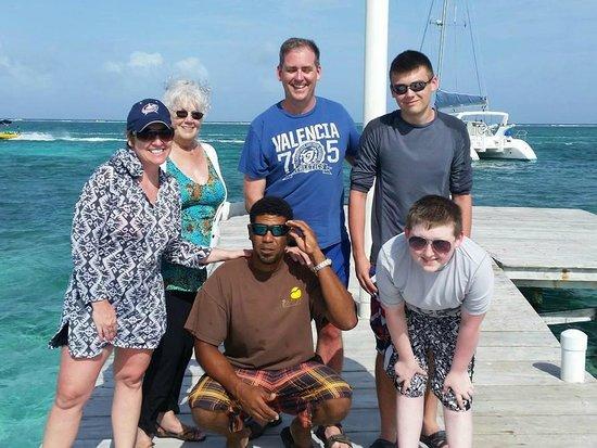 Cari'Bean Tours Belize : What a guide!