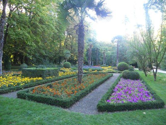 Jardines fotograf a de parque campo grande valladolid for Jardines de campo