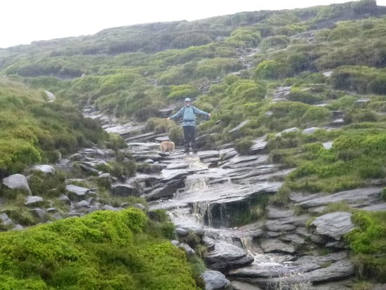 Edale, UK: Kinder Scout