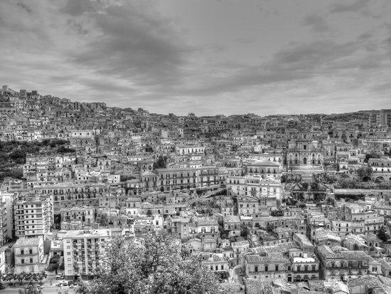 B&B Casa Lucrezia: Panorama di Modica