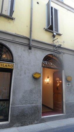 Vecchia Milano : Inngangspartiet