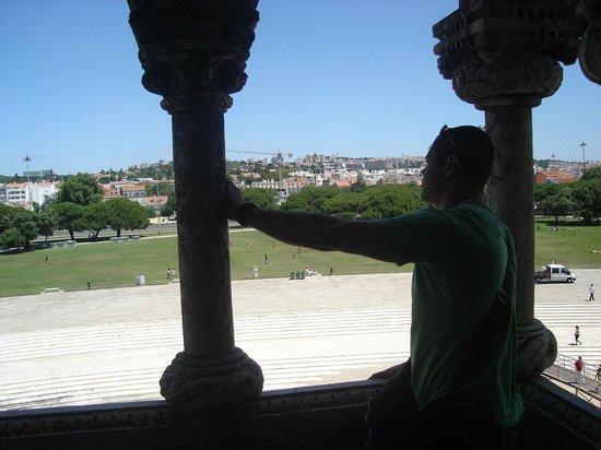 Torre de Belem: Visão interna