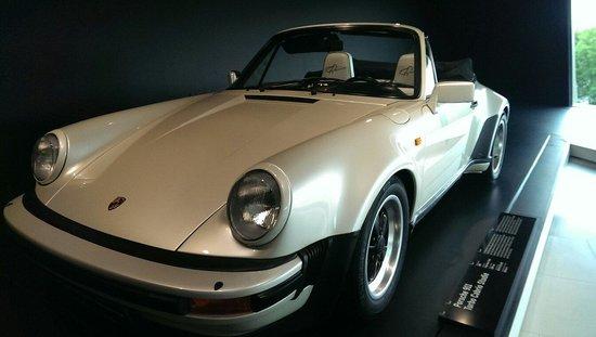 Porsche Museum : Porsche (Baujahr 1981)