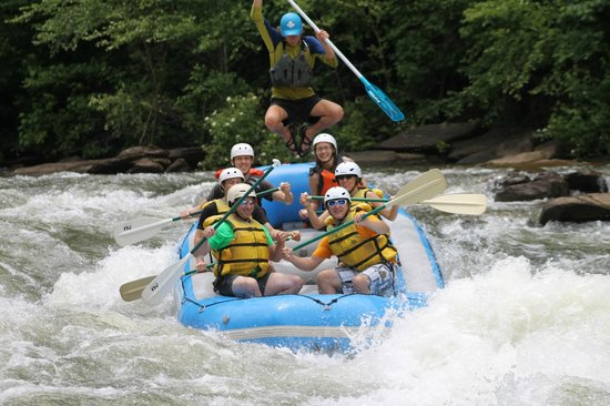 Adventures Unlimited: Whitewater Rafting the Ocoee River